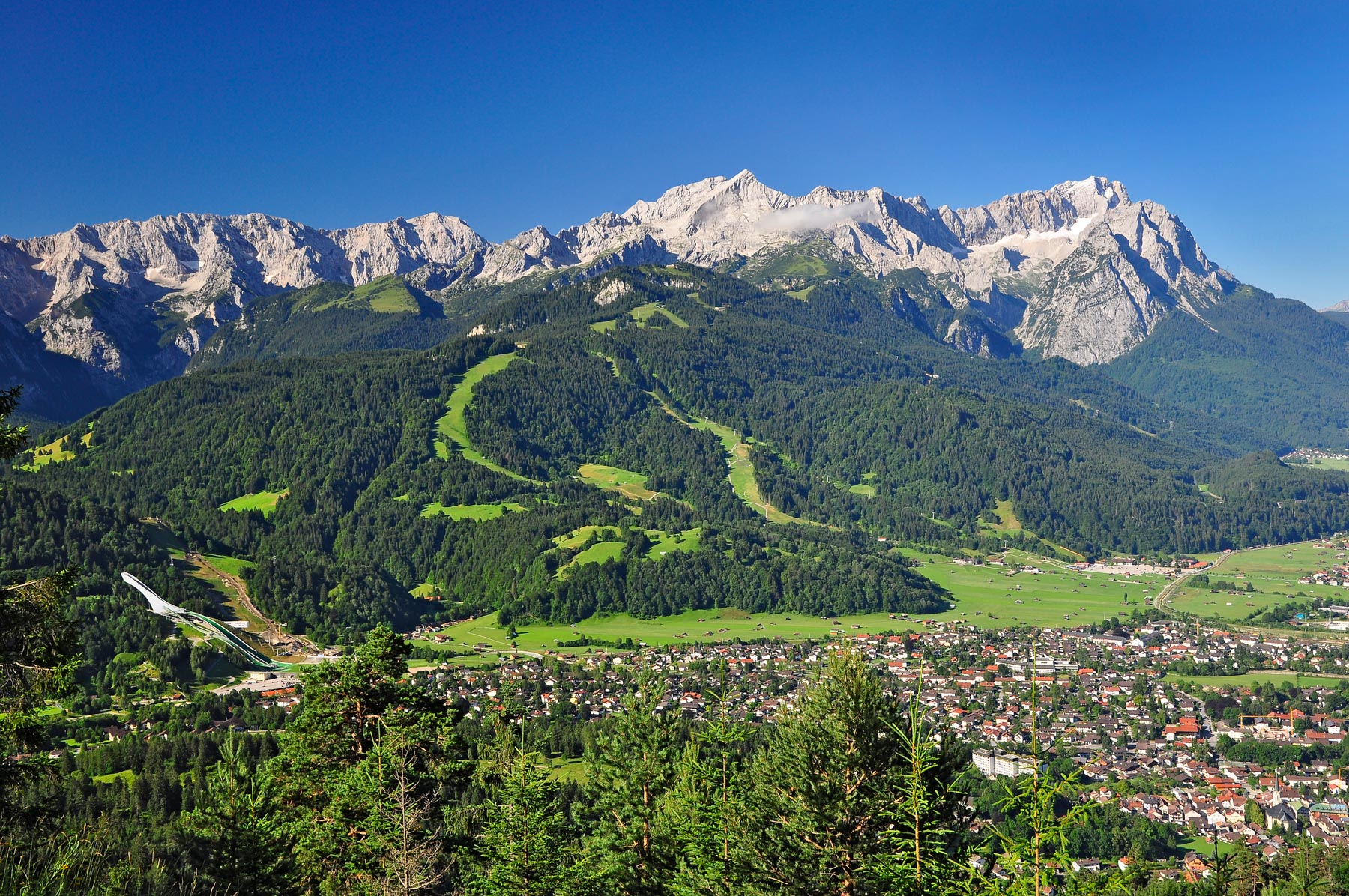 Garmisch Tours From Munich