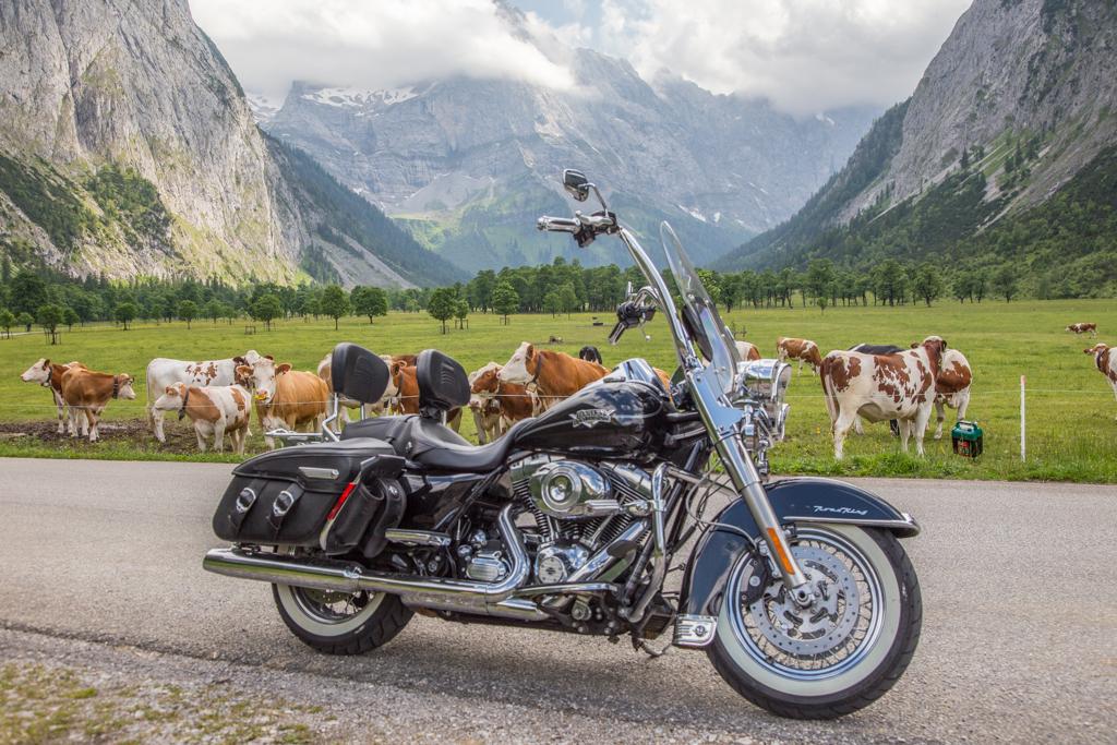 Ride the Alps 2019