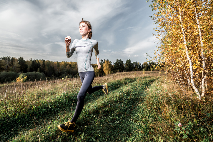 Trail Running Routes