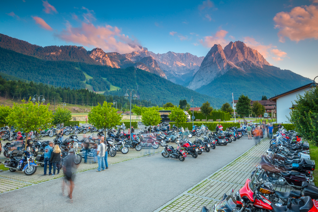 Ride the Alps 2018