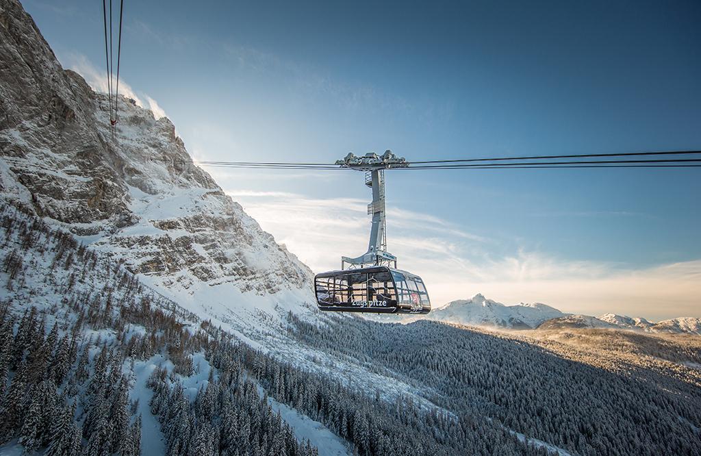 Zugspitze Gondola