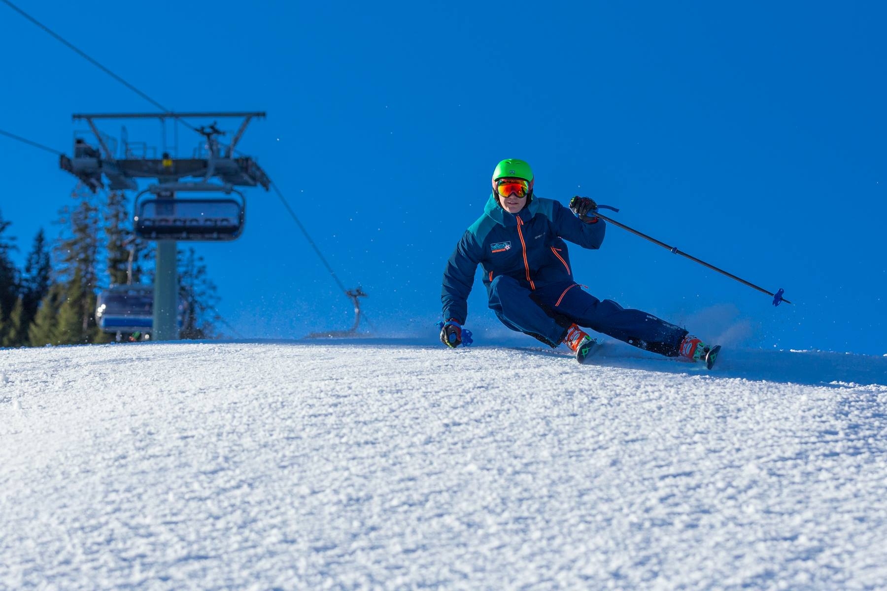 ski and snowboard program edelweiss lodge and resort